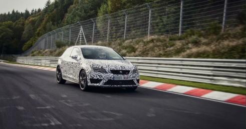 SEAT Leon Cupra 280 Nurburgring - Track Shot - carwitter