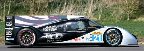 Strakka DOME S103 Chassis Side - carwitter