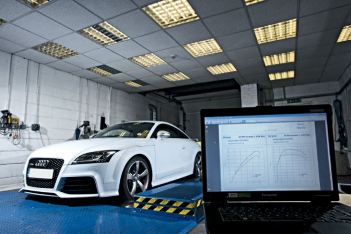 Vehicle Remap Audi Dyno carwitter 700x466 - The Key To Customisation: Making Your Car Your Own - The Key To Customisation: Making Your Car Your Own