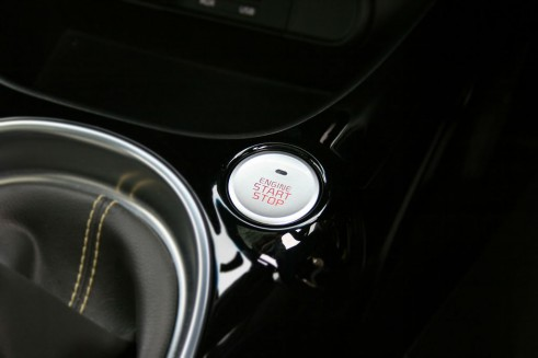 2014 Kia Soul - Start Button - carwitter