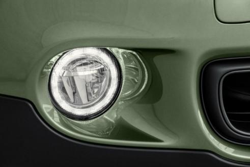 2014 Mini Countryman - LED Fog Light DRL - carwitter