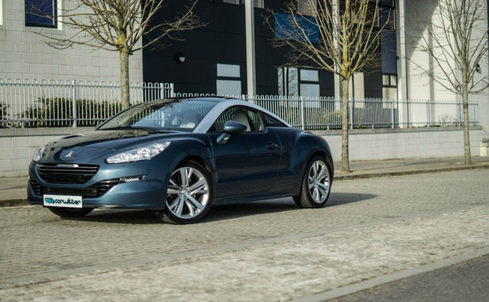 2014 Peugeot RCZ THP 200 Review Front Angle carwitter 700x432 - 2014 Peugeot RCZ THP 200 Review – The one to buy - 2014 Peugeot RCZ THP 200 Review – The one to buy