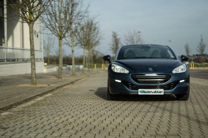 2014 Peugeot RCZ THP 200 Review - Front Scene - carwitter