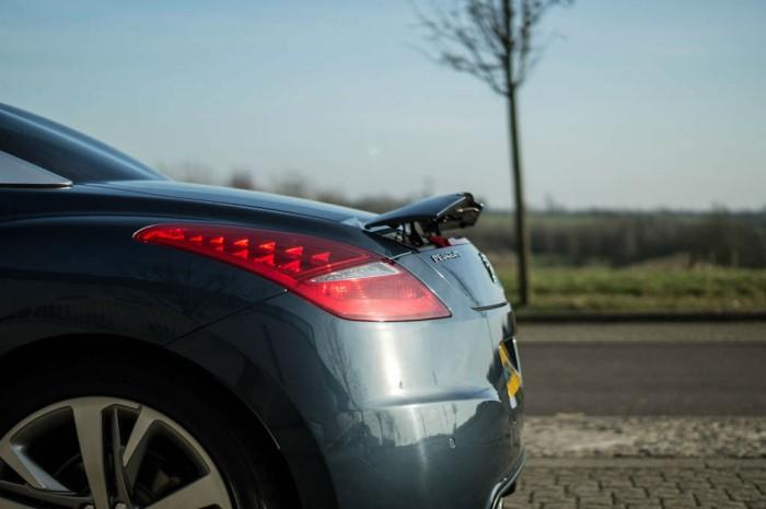 2014 Peugeot RCZ THP 200 Review - Spoiler Up - carwitter