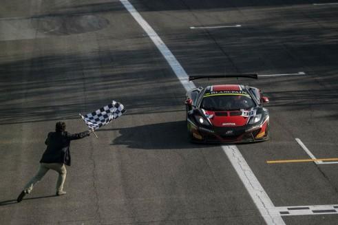 Blancpain Monza ART carwitter 491x327 - Blancpain 2014 - Monza - ART McLaren dominate - Blancpain 2014 - Monza - ART McLaren dominate