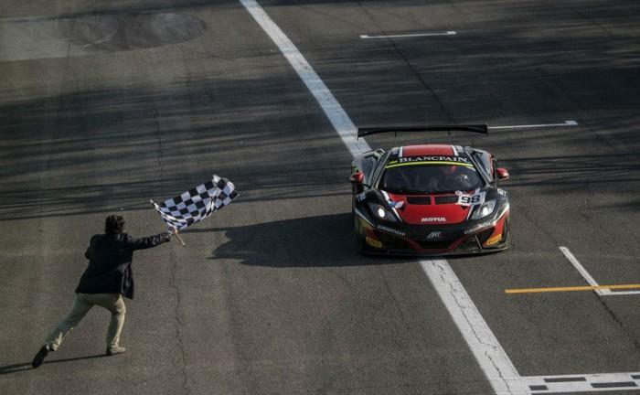 Blancpain Monza ART carwitter 700x432 - Blancpain 2014 - Monza - ART McLaren dominate - Blancpain 2014 - Monza - ART McLaren dominate