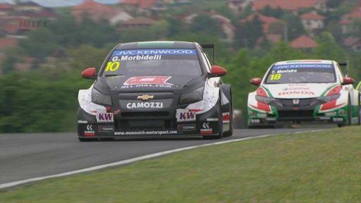 FIA WTCC 2014 Chevrolet - carwitter