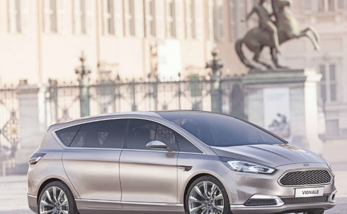 Ford S Max Vignale carwitter 700x432 - Ford reveals pictures of S-Max Vignale - Ford reveals pictures of S-Max Vignale