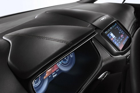 Ford S-Max Vignale dash  - carwitter