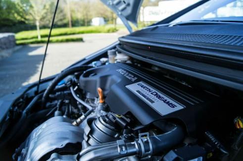 Honda Civic Tourer Review Engine Close Up carwitter 491x326 - Honda Civic Tourer Review – Even more Civic - Honda Civic Tourer Review – Even more Civic