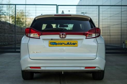 Honda Civic Tourer Review Rear carwitter 491x326 - Honda Civic Tourer Review – Even more Civic - Honda Civic Tourer Review – Even more Civic
