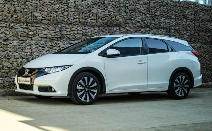 Honda Civic Tourer >> Honda Civic Tourer Review Even More Civic Carwitter