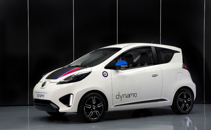MG Dynamo Concept carwitter 700x432 - MG Dynamo Concept - MG Dynamo Concept