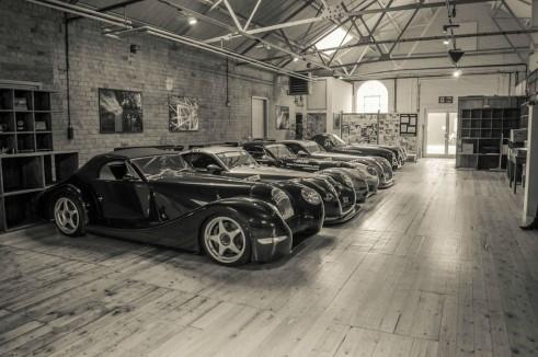 Morgan Factory Visit Tour - Main Office - carwitter