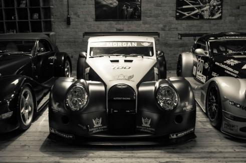 Morgan Factory Visit Tour - Morgan Aero GT3 - carwitter