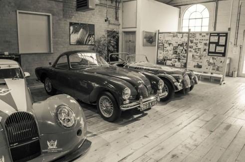Morgan Factory Visit Tour - Plus Two Plus - carwitter
