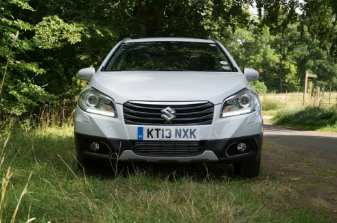 Suzuki SX4 S Cross Review Front carwitter 491x326 - Suzuki SX4 S-Cross Review – Late contender - Suzuki SX4 S-Cross Review – Late contender