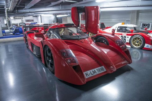 Toyota TS020 Road Car carwitter 491x327 - Toyota's Le Mans History - Toyota's Le Mans History