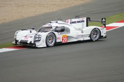 WEC 2014 Silverstone - Porsche LMP1 - carwitter