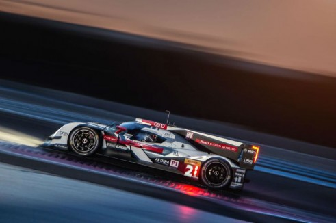 WEC Prologue R18 - carwitter