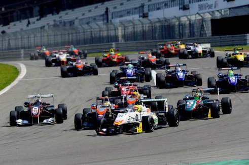 2014 Euro Formula Open - Start - carwitter