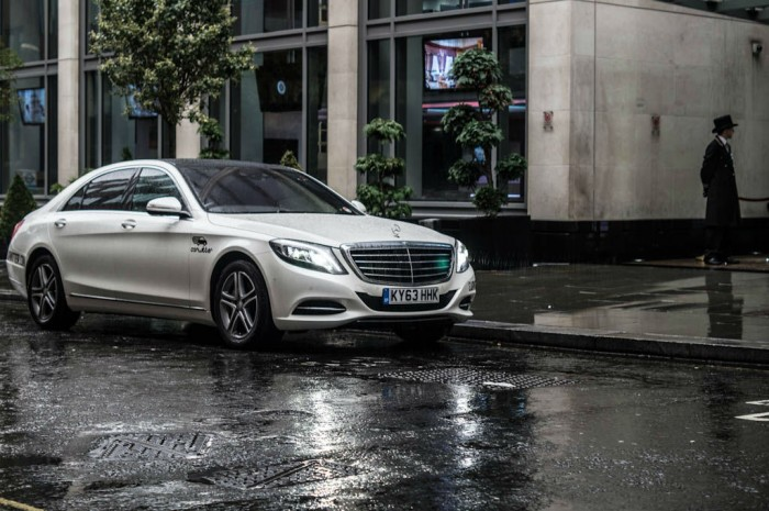 2014 Mercedes S Class Review - Front Hotel - carwitter