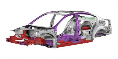 2015 VW Passat tease chassis carwitter 491x245 - VW reveals first details of new 2015 Passat - VW reveals first details of new 2015 Passat