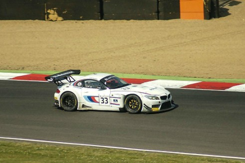 Blancpain 2014 Brands Hatch Zanardi carwitter 491x327 - Blancpain 2014 – Brands Hatch – Grasser storm to first victory - Blancpain 2014 – Brands Hatch – Grasser storm to first victory