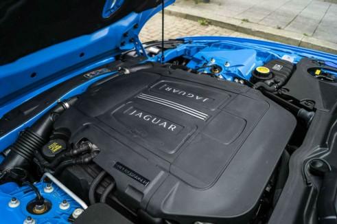 Jaguar XKRS Review 5 litre supercharged V8 carwitter 491x326 - Jaguar XKR-S Review – A dying breed - Jaguar XKR-S Review – A dying breed