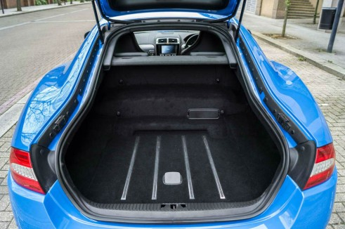 Jaguar XKRS Review Boot Space carwitter 491x326 - Jaguar XKR-S Review – A dying breed - Jaguar XKR-S Review – A dying breed