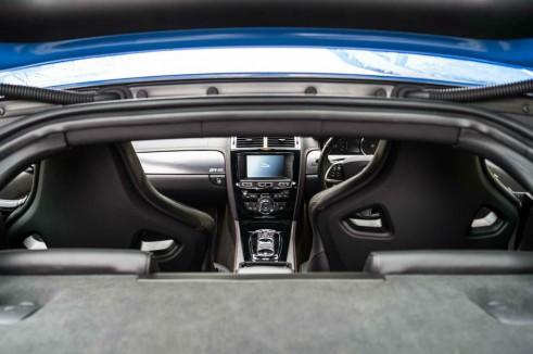 Jaguar XKRS Review Interior Dashboard carwitter 491x326 - Jaguar XKR-S Review – A dying breed - Jaguar XKR-S Review – A dying breed