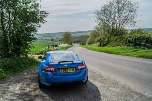 Jaguar XKRS Review Open Road carwitter 491x326 - Jaguar XKR-S Review – A dying breed - Jaguar XKR-S Review – A dying breed