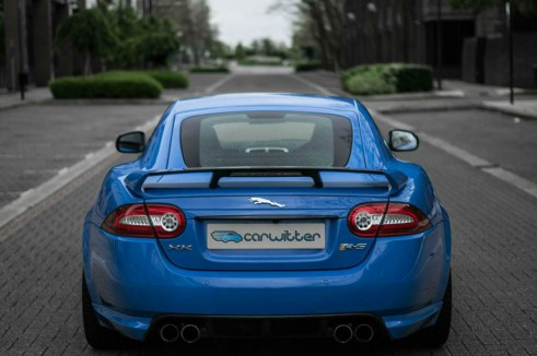 Jaguar XKRS Review Rear High carwitter 491x326 - Jaguar XKR-S Review – A dying breed - Jaguar XKR-S Review – A dying breed