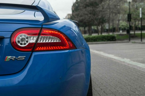 Jaguar XKRS Review Rear Light carwitter 491x326 - Jaguar XKR-S Review – A dying breed - Jaguar XKR-S Review – A dying breed