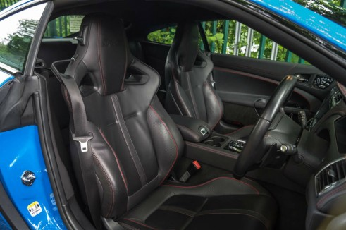 Jaguar XKRS Review Seats carwitter 491x326 - Jaguar XKR-S Review – A dying breed - Jaguar XKR-S Review – A dying breed