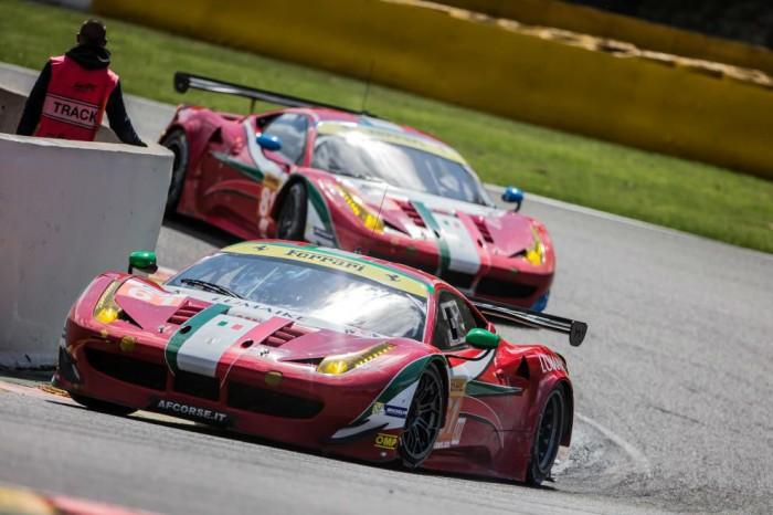 WEC Ferrari 61 - carwitter
