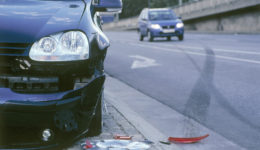 Car Crash carwitter 260x150 - What Should I Do if I'm involved in an Auto Accident? - What Should I Do if I'm involved in an Auto Accident?