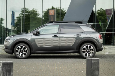 Citroen C4 Cactus Review Grey Side carwitter 491x326 - Citroen C4 Cactus Review - The Future - Citroen C4 Cactus Review - The Future