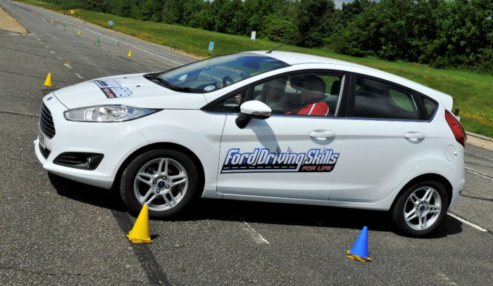 Ford Driving Skills For Life carwitter 700x407 - Could You Pass A Driving Test In A Different Country? - Could You Pass A Driving Test In A Different Country?