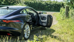 Jaguar F Type S Coupe Door Open carwitter 260x150 - Why PCP is a bad idea - Why PCP is a bad idea