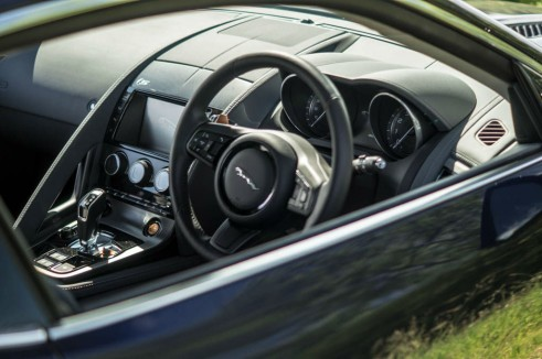 Jaguar F Type S Coupe Interior carwitter 491x326 - Jaguar F-Type S Coupe Review – Still the one to buy - Jaguar F-Type S Coupe Review – Still the one to buy