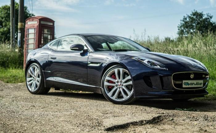 Jaguar F Type S Coupe Side Scene carwitter 700x432 - Jaguar F-Type S Coupe Review – Still the one to buy - Jaguar F-Type S Coupe Review – Still the one to buy