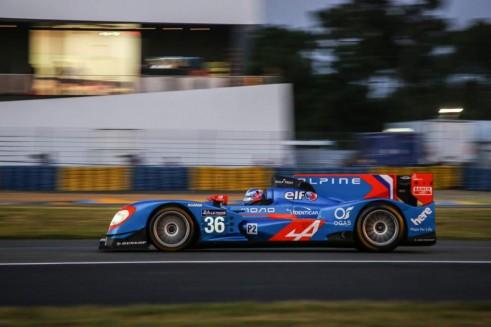 Le Mans 2014 Alpine- carwitter