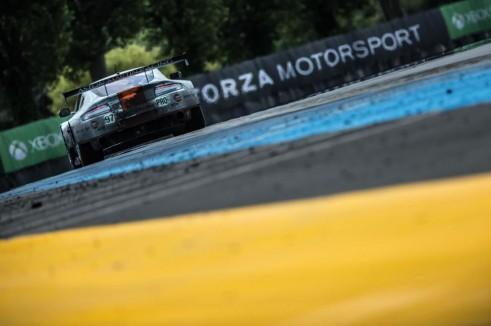 Le Mans 2014  Aston 98 - carwitter