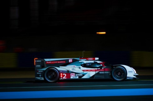 Le Mans 2014 Audi 2- carwitter