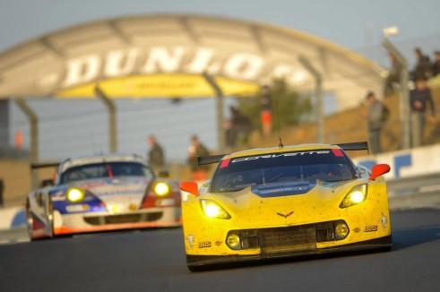 Le Mans 2014 Corvette - carwitter
