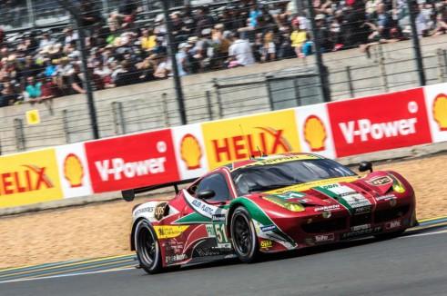 Le Mans 2014 Ferrari - carwitter
