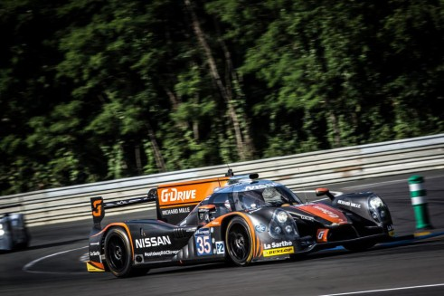 Le Mans 2014 G-Drive- carwitter