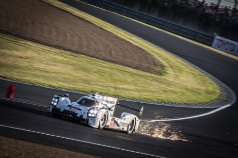 Le Mans 2014 Porsche 20 - carwitter