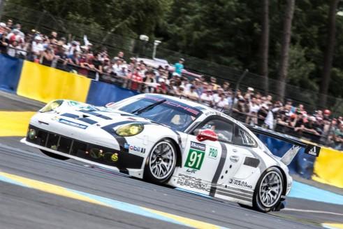 Le Mans 2014  Porsche 91 - carwitter